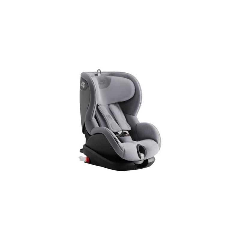 Scaun auto 9-18 kg Trifix I-size Grey Marble Britax Romer 2019 imagine