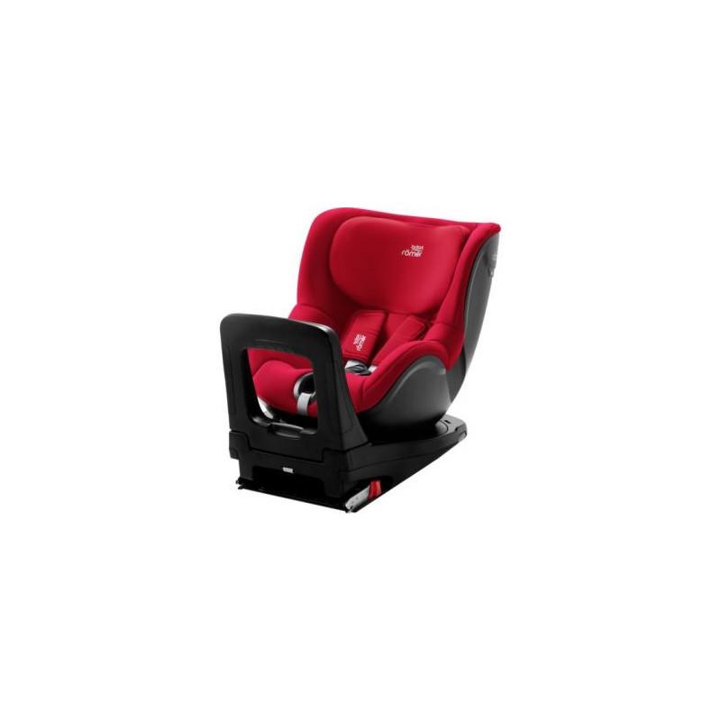 Britax-Romer Scaun auto Dualfix M I-size Fire Red Britax-Romer