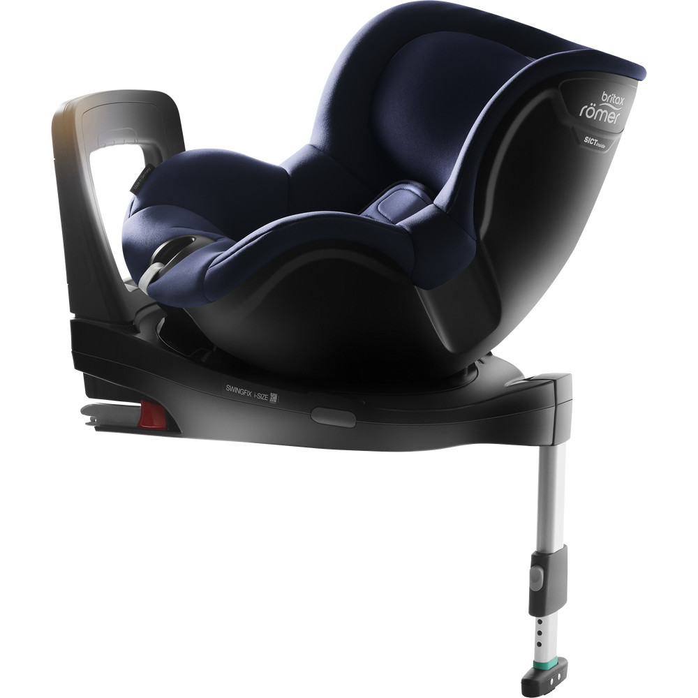 Scaun auto 0-18 kg Swingfix I-size Moonlight blue Britax Romer