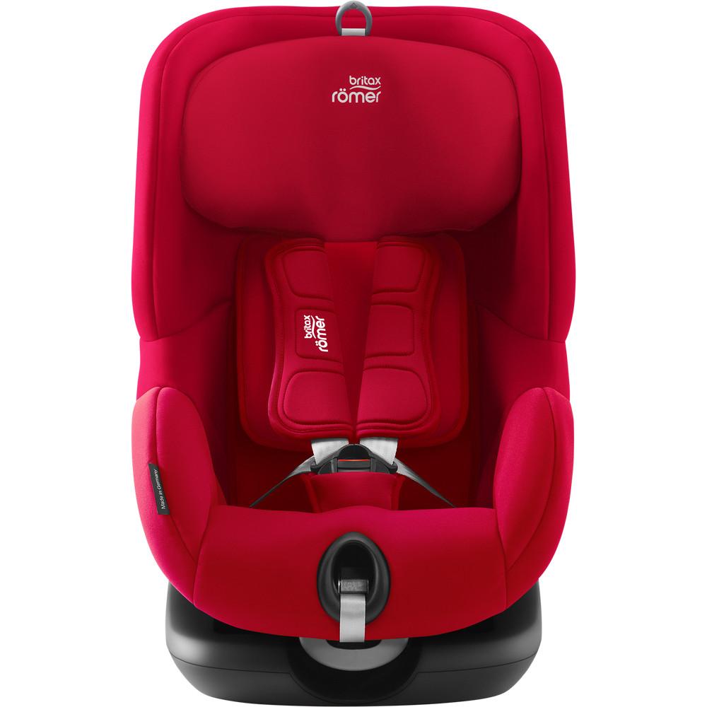 Scaun auto 9-18 kg Trifix I-size Fire Red Britax Romer 2019