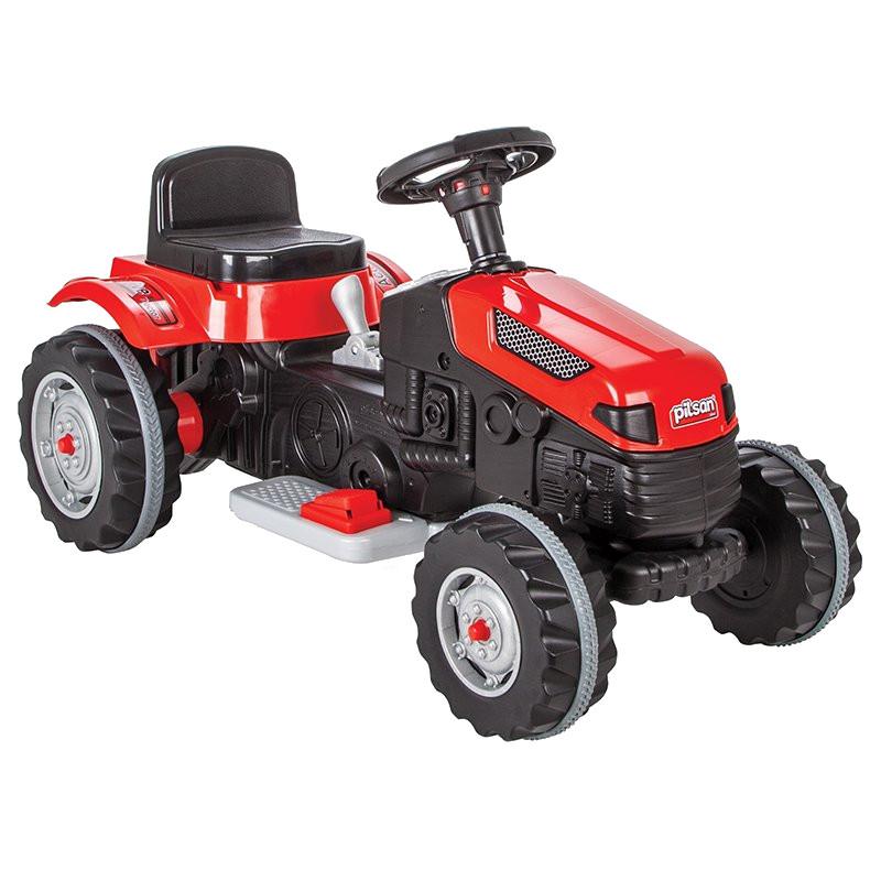 Tractor electric pentru copii Active Red - 9
