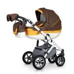 Carucior 3 in 1 Contempo Brown