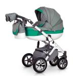 Carucior 3 in 1 Contempo Green