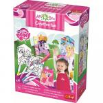 Joc creativ masurati inaltimea my little pony
