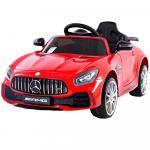 Masinuta electrica Mercedes AMG GTR Red