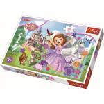 Puzzle Trefl 24 Maxi Lumea Colorata A Sofiei