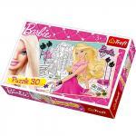 Puzzle Trefl 30 Barbie