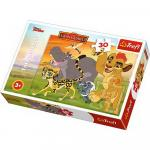 Puzzle Trefl 30 Lion Guard