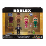 Set 4 Figurine Interschimbabile Roblox Celebrity