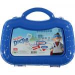 Set trusa doctor 13 piese Ucar Toys Albastru