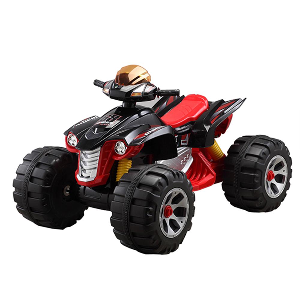 ATV electric cu 2 motoare Buggy Speed BlackRed
