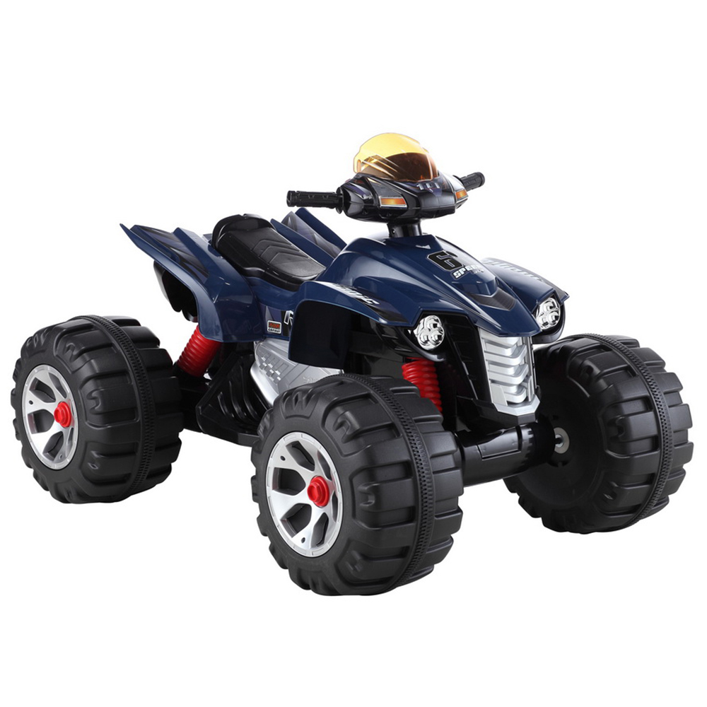 ATV electric cu 2 motoare Buggy Speed Dark Blue