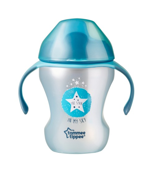 Cana Easy Drink Explora Tommee Tippee 230ml Star imagine