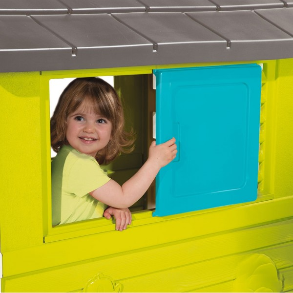 Casuta pentru copii Smoby Pretty Playhouse imagine