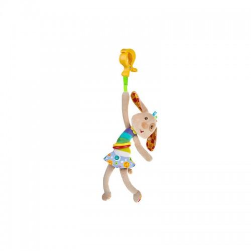 Jucarie copii din plus cu vibratii DOG din categoria Carucioare Copii de la Akuku