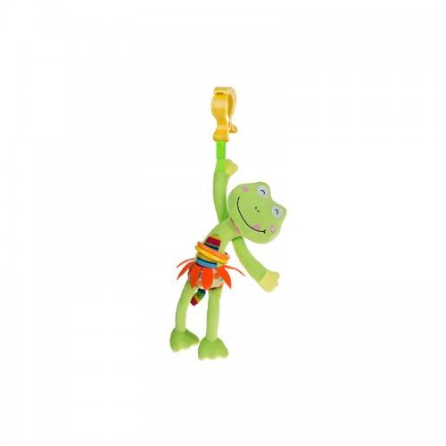 Jucarie copii din plus cu vibratii Frog