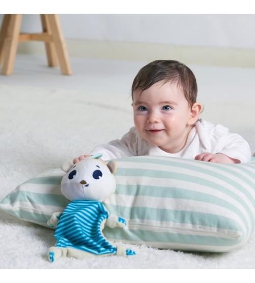 Jucarie cu paturica Tiny Love Polar Wonders Ursuletul Eleanor