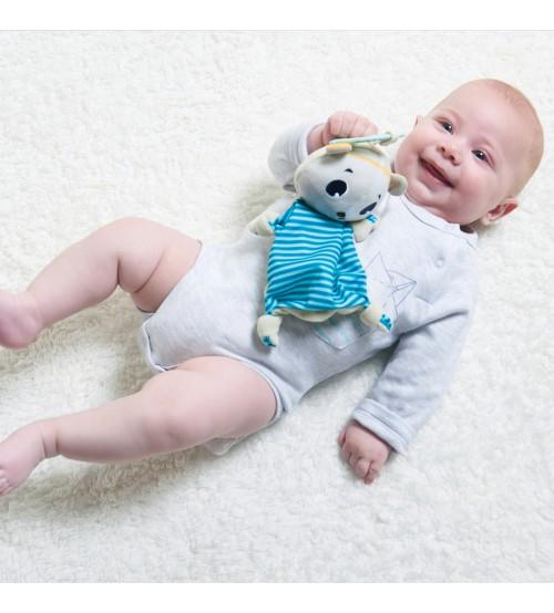 Jucarie cu paturica Tiny Love Polar Wonders Ursuletul Eleanor - 2