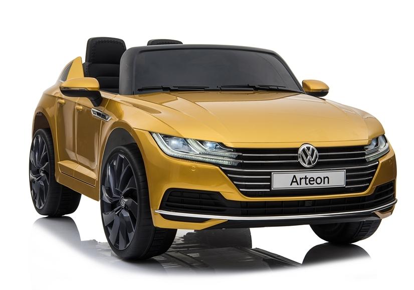 Masinuta electrica cu scaun de piele VW Arteon Editie Limitata imagine