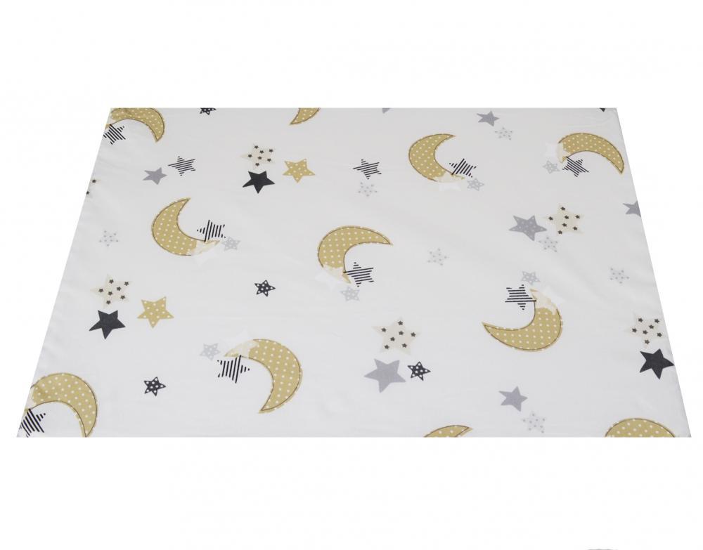 Perna plan inclinat multifunctionala Cream Moon White imagine