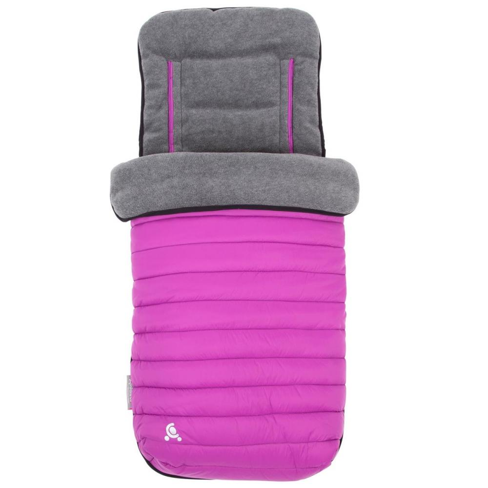 CuddleCo Sac de iarna Comfi-Snug Footmuff 2 in 1 Grape Viola 843633