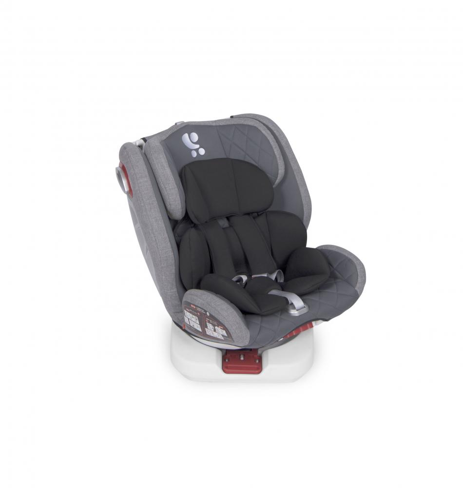 Scaun auto Roto Isofix rotativ 360 grade Black