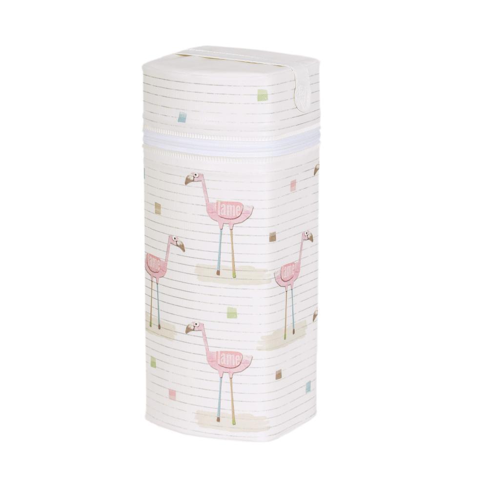 Suport termoizolant Ceba Baby Jumbo Flamingo