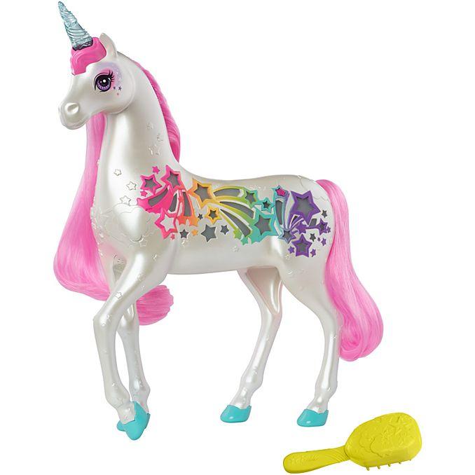 Unicorn Barbie Dreamtopia Brush n Sparkle