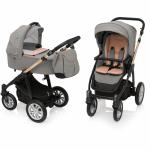 Carucior multifunctional 2 in 1 Baby Design Lupo Comfort Limited 01 Quart 2017