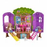 Casuta din copac Barbie Chelsea