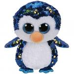 Plus cu paiete pinguinul Payton (24 cm) Ty