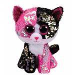 Plus Ty cu paiete pisica Malibu 15 cm