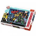 Puzzle Trefl 100 Echipa Autobotilor Transformers