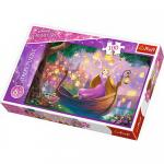 Puzzle Trefl 100 Printesa Rapunzel