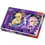 Puzzle Trefl 160 Fetele Equestria la bal