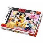 Puzzle Trefl 160 buna dimineata Mickey