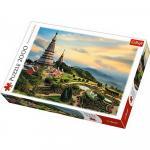 Puzzle Trefl 2000 Templu Chiang Mai