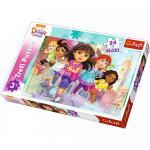 Puzzle Trefl 24 Maxi Dora Alearga