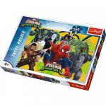 Puzzle Trefl 260 Spiderman in actiune