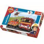 Puzzle Trefl 30 pompierul  Sam