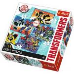 Puzzle Trefl 4in1 Transformers