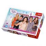 Puzzle Trefl 60 Violetta