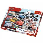 Puzzle Trefl 70 plus marker cars 2