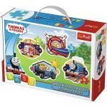 Puzzle Trefl baby Thomas si prietenii