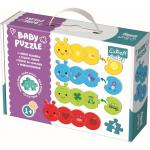 Puzzle Trefl baby clasic sorteaza culorile