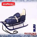Saniuta Adbor Piccolino cu saculet de iarna