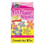 Set Creativity Magneti in Forma de Floare Faber-Castell 0