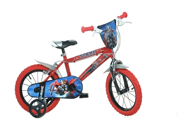 Bicicleta Thor Dino Bikes 14