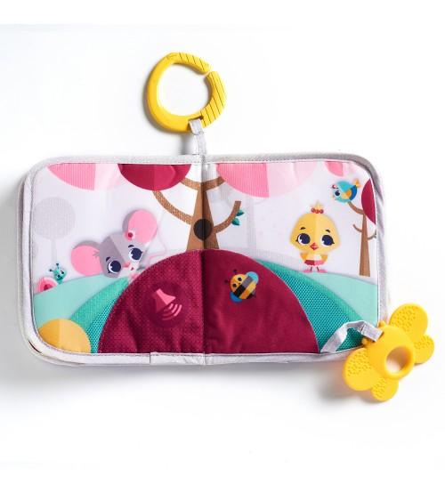 Carticica moale Tiny Princess Tiny Love Unde calatorim - 3