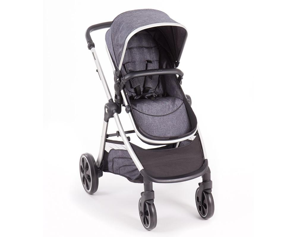 Carucior 3 in 1 Maui Grey